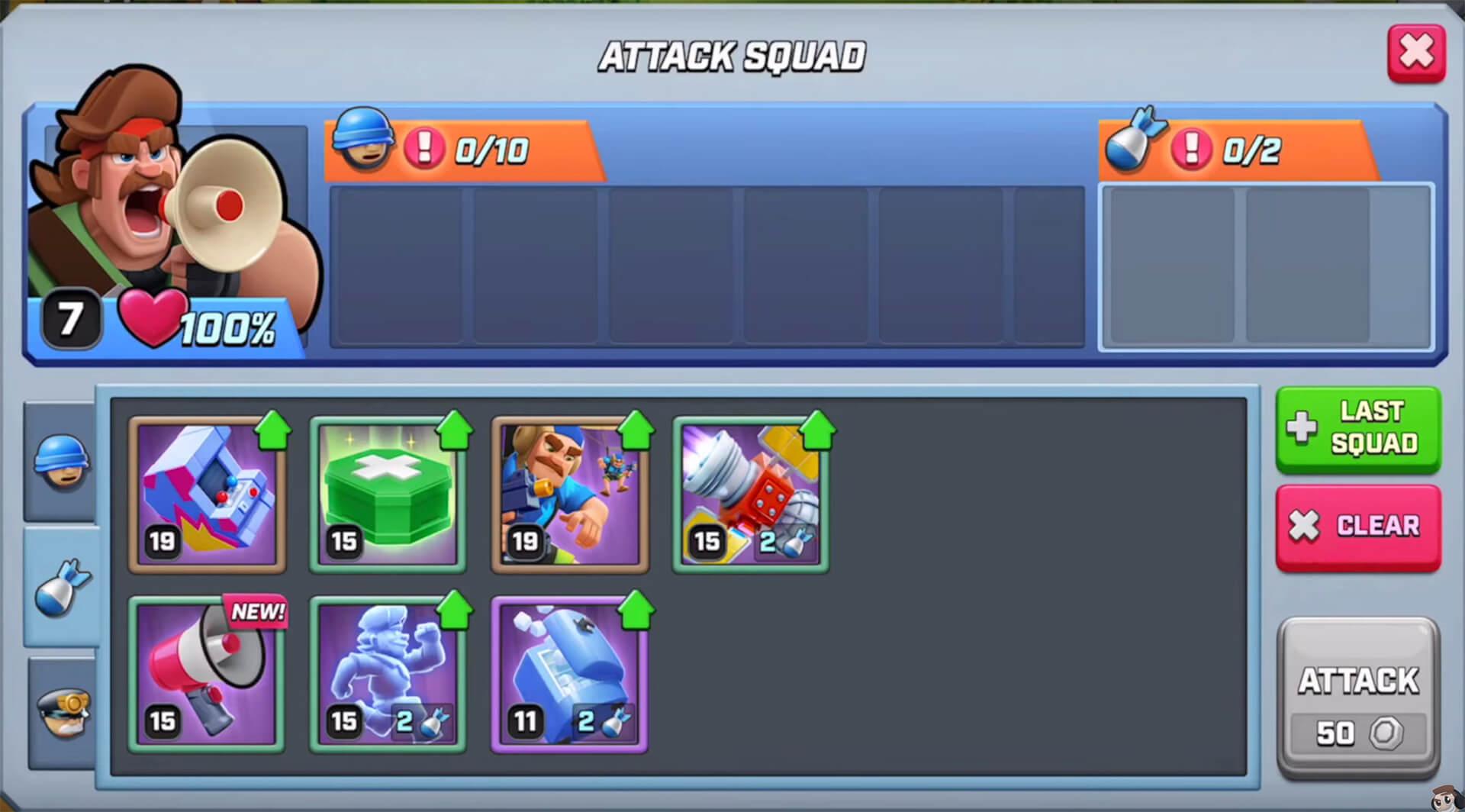 attack squad