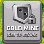 gold mine button