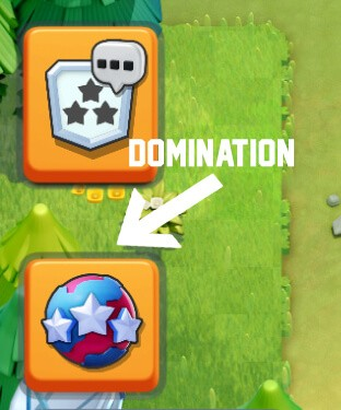 domination button rush wars