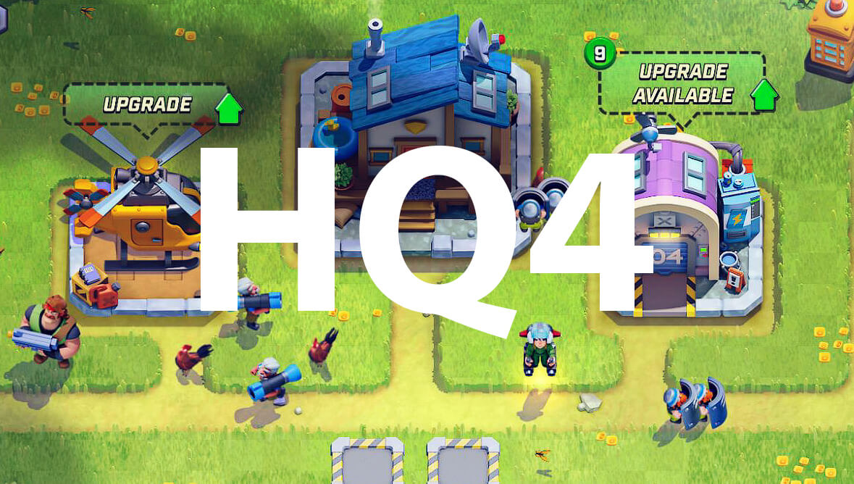 rush wars hq4