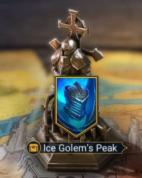 ice golem peak