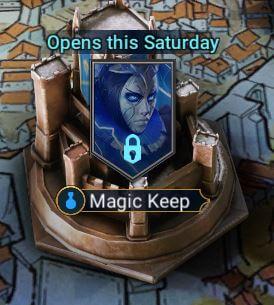 magic keep dungeon
