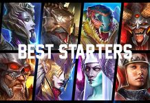 Best Starter Champions in RAID Shadow Legends