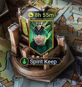 spirit keep dungeon raid shadow legends