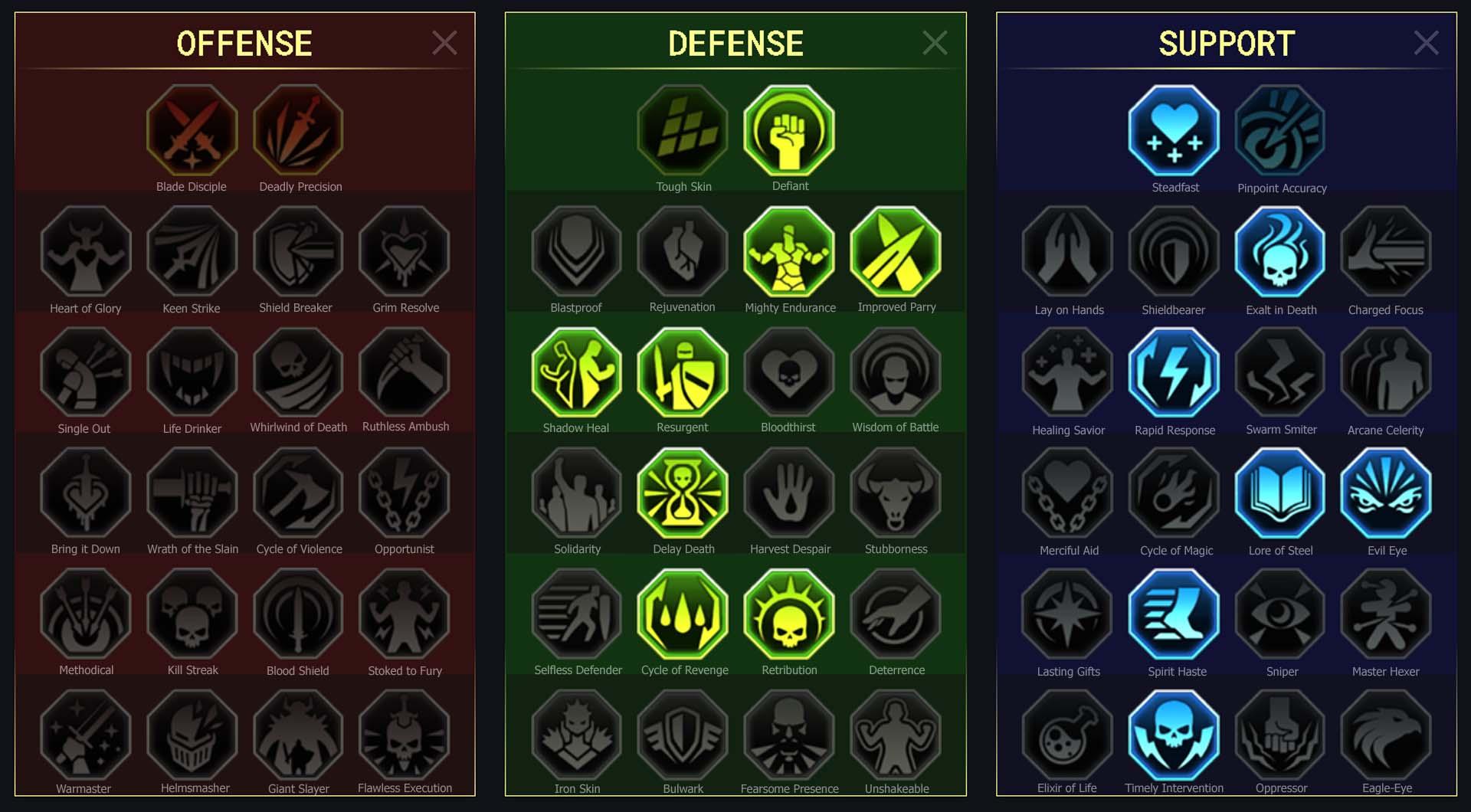Lanakis the Chosen Arena Campaign Faction Wars