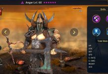 Raid Shadow Legends Angar