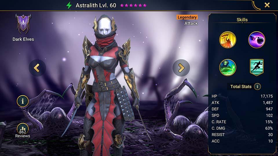 Raid Shadow Legends Astralith