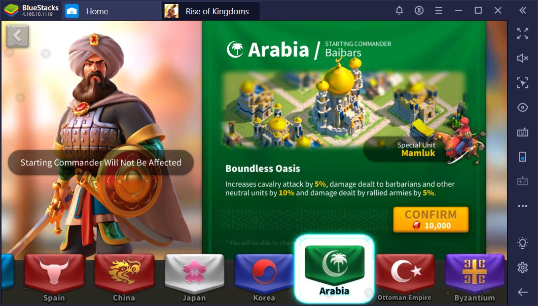 arabia rise of kingdoms