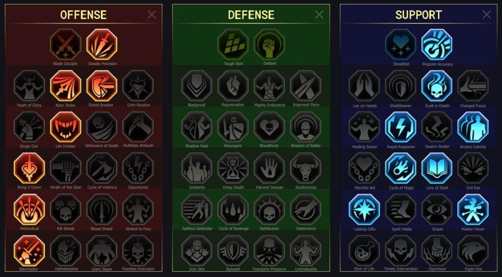 arbiter boss masteries