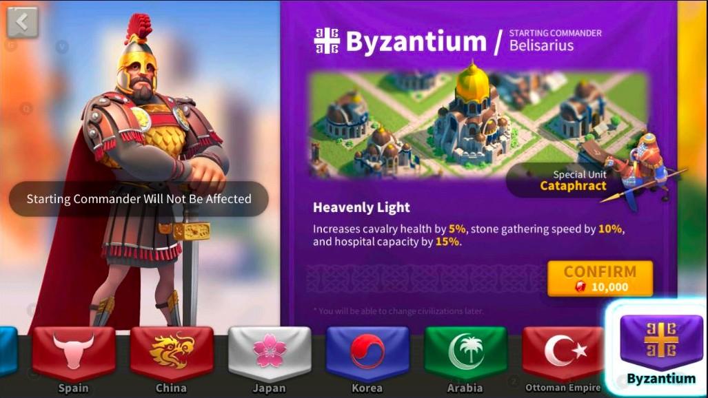 byzantium rise of kingdoms