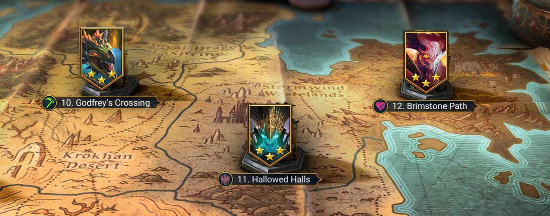 campaign map raid shadow legends