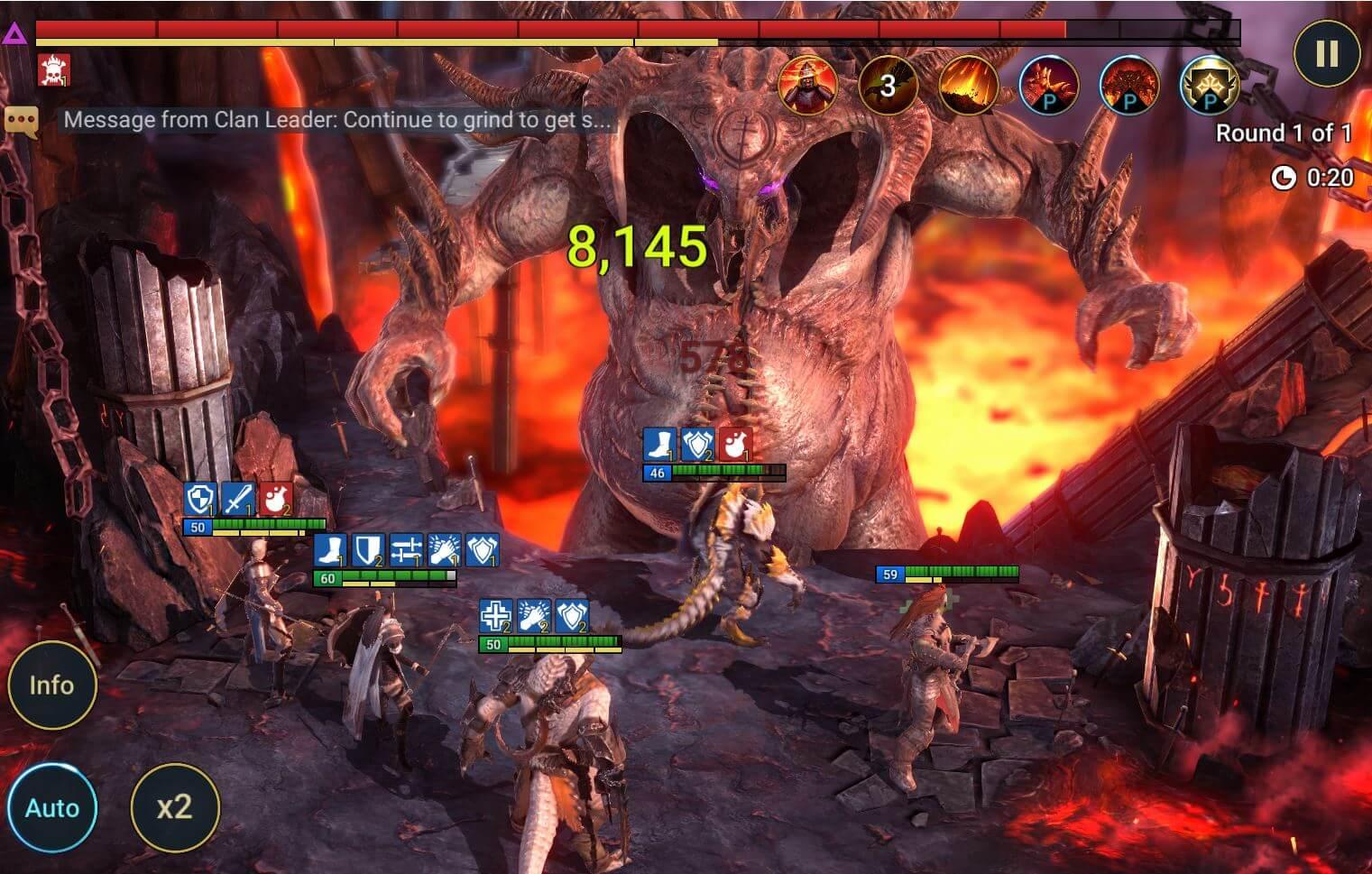 clan boss raid shadow legends