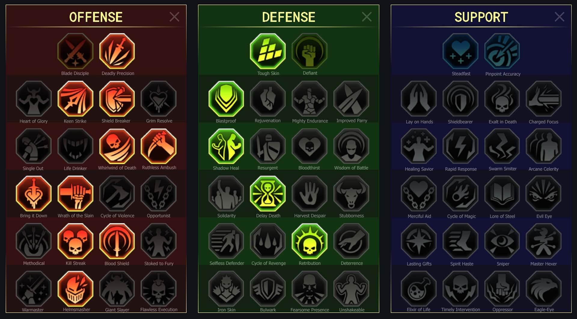 Battlesage guide