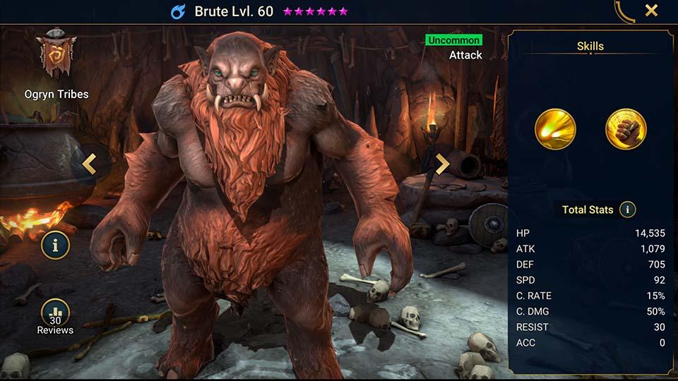 Brute Raid Shadow Legends