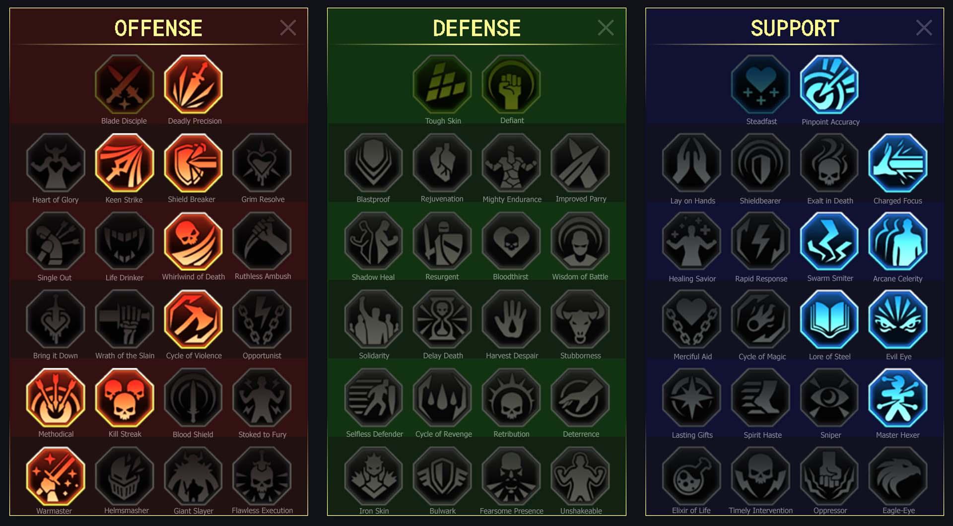 Crimson Slayer guide