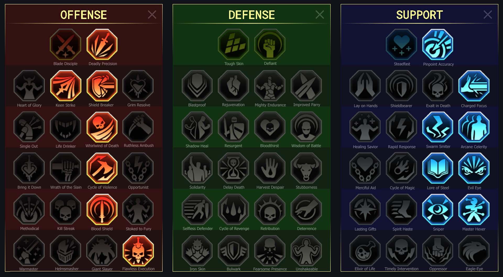 Dark Athel Arena Campaign Faction Wars