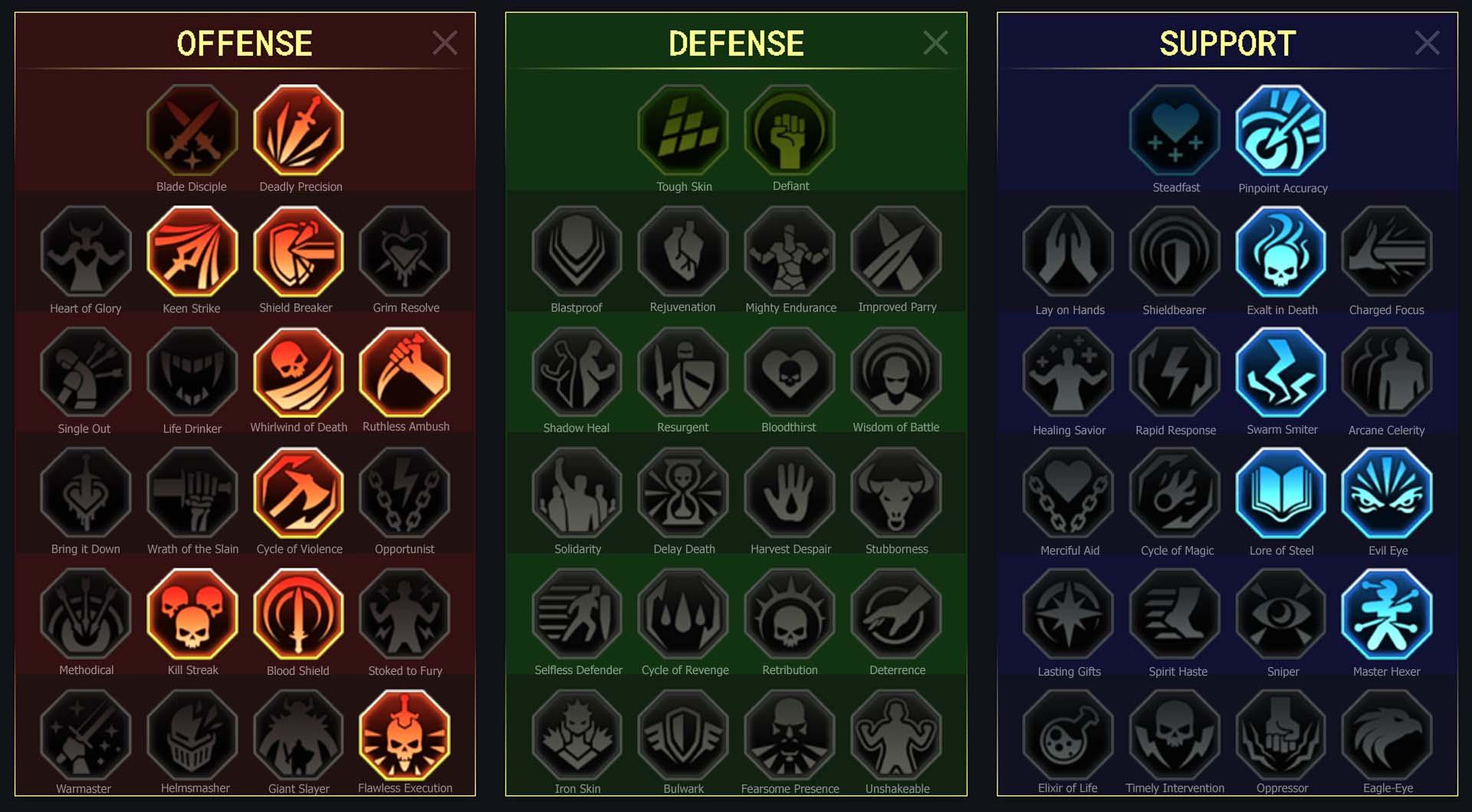 Galek Arena Campaign Faction Wars
