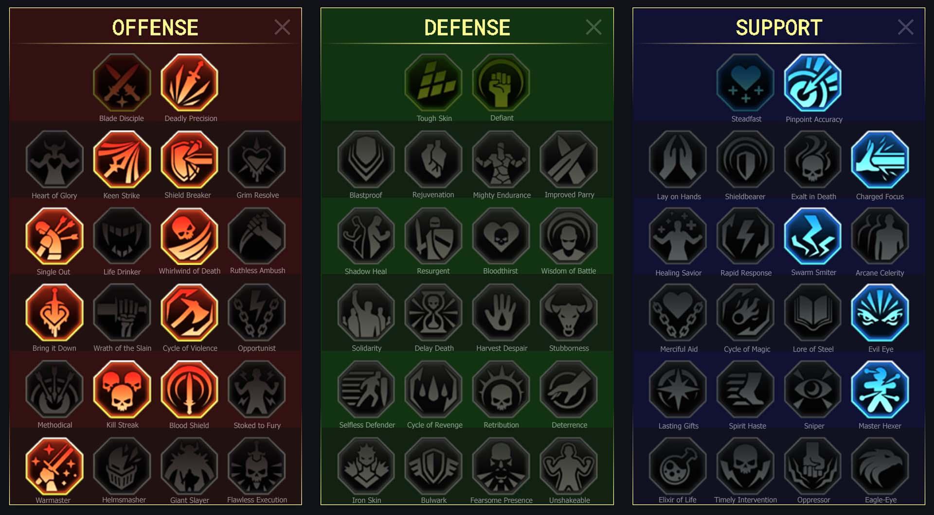 Harvester Arena Campaign Faction Wars