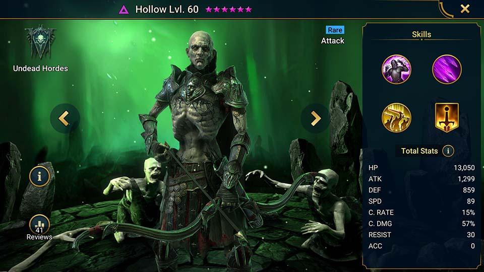 Hollow Raid Shadow Legends