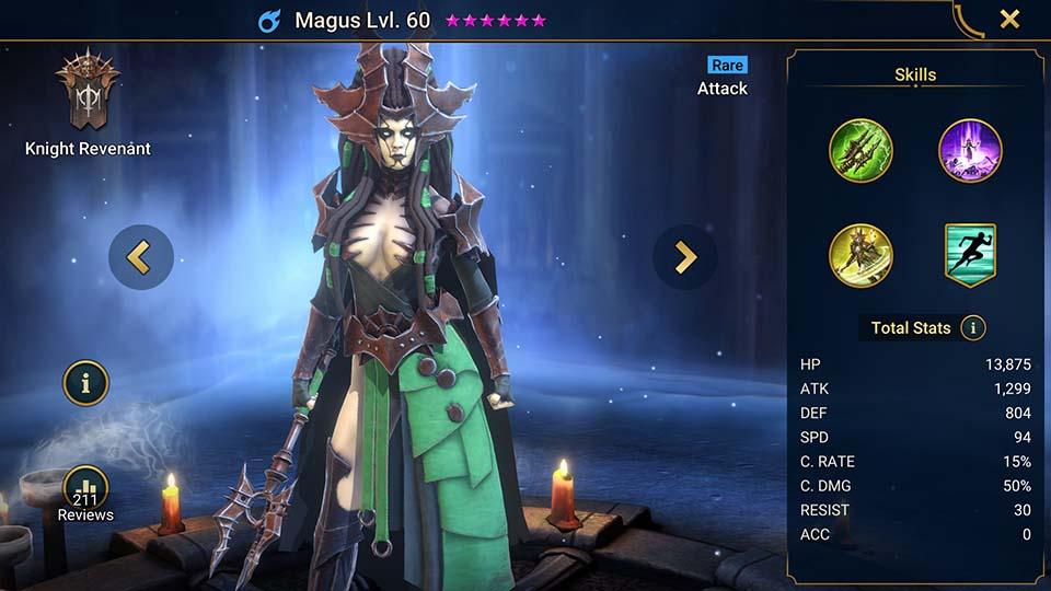 Magus Raid Shadow Legends