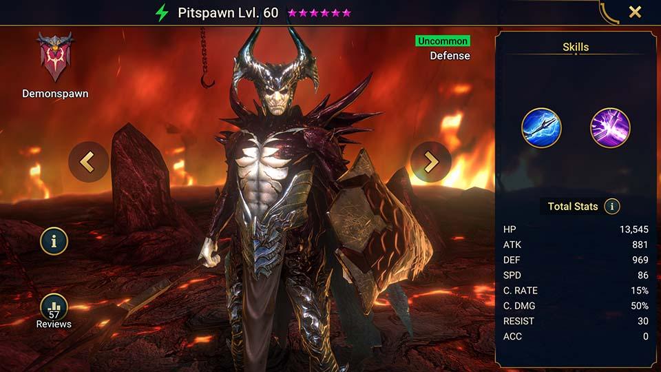 Pitspawn Raid Shadow Legends