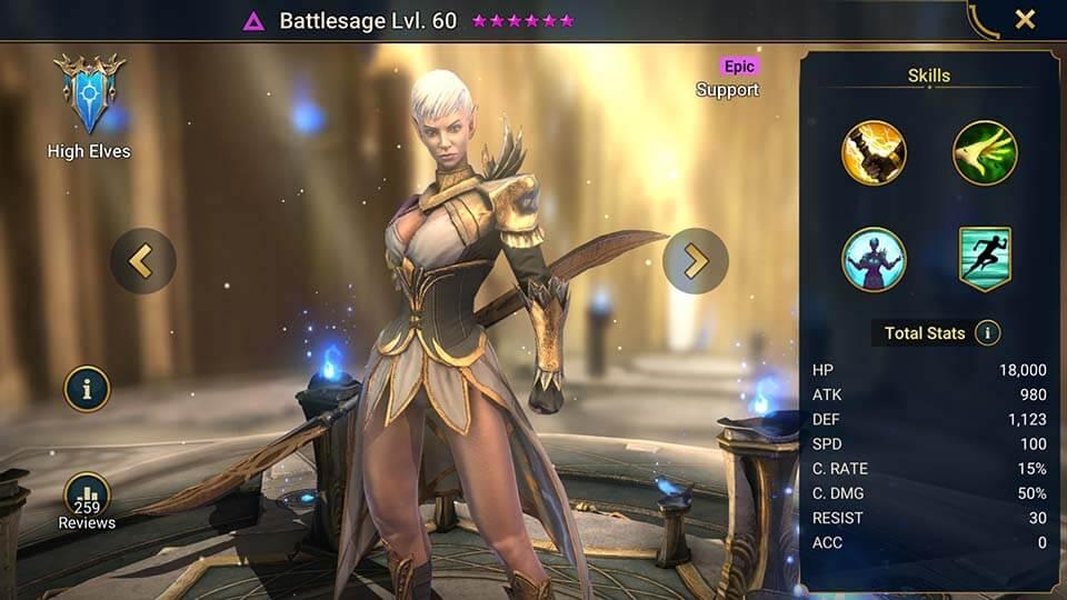 Raid Shadow Legends Battlesage