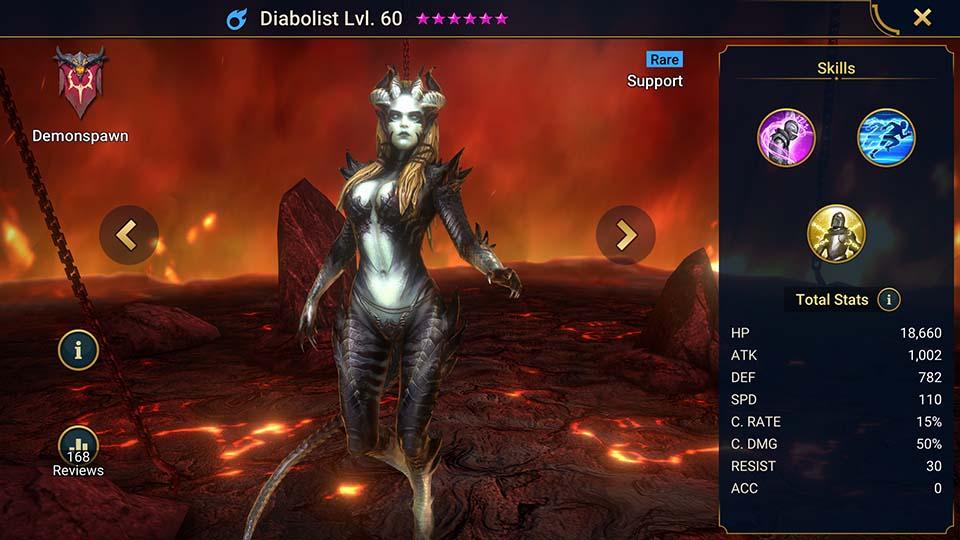 Raid Shadow Legends Diabolist