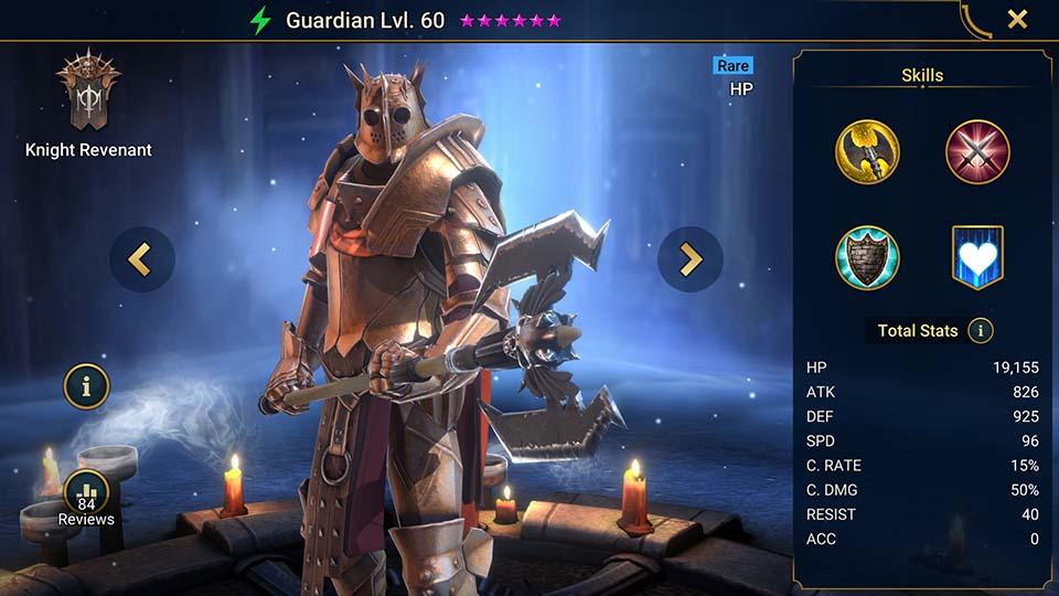 Raid Shadow Legends Guardian