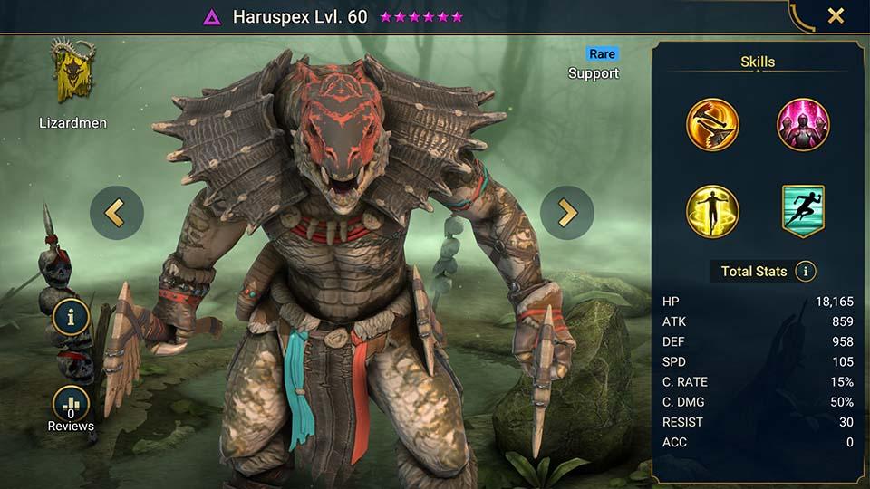 Raid Shadow Legends Haruspex