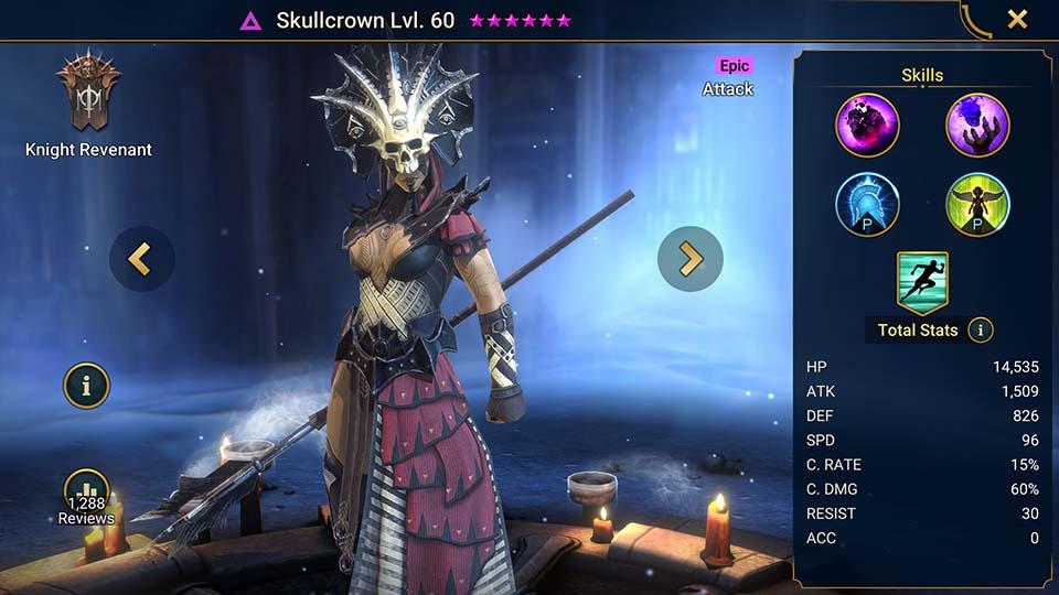Raid Shadow Legends Skullcrown