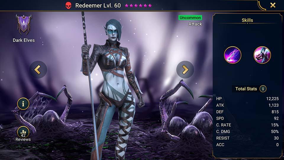 Redeemer Raid Shadow Legends