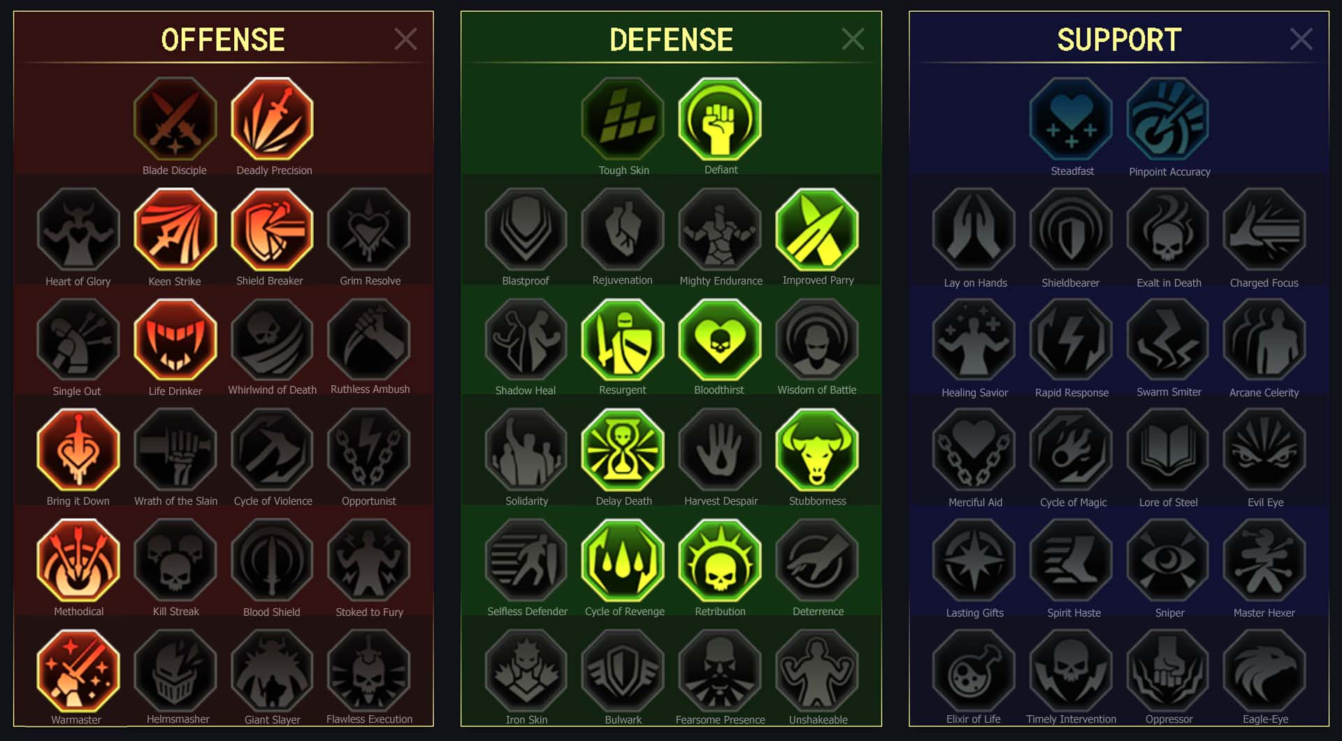 Siegebreaker guide