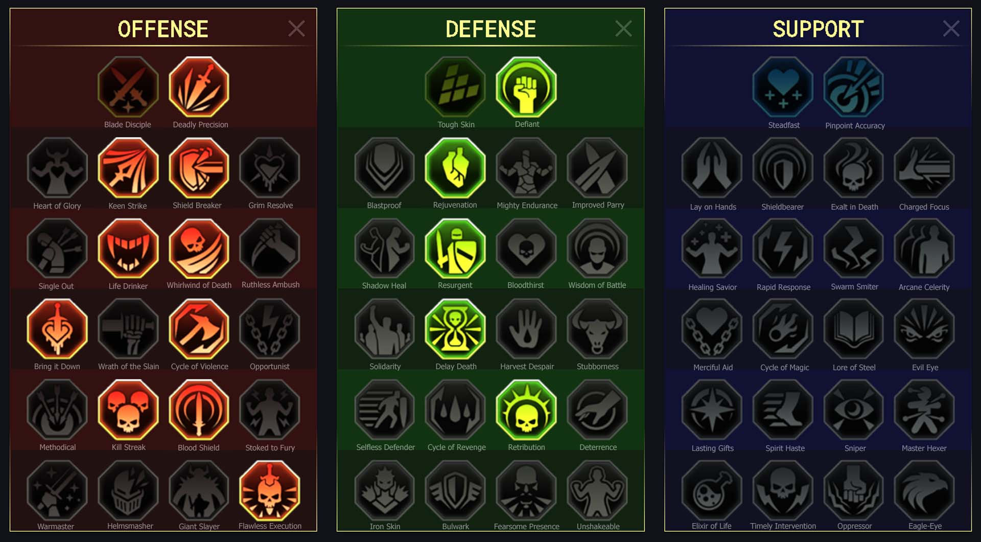 Skullcrown Arena Campaign Faction Wars