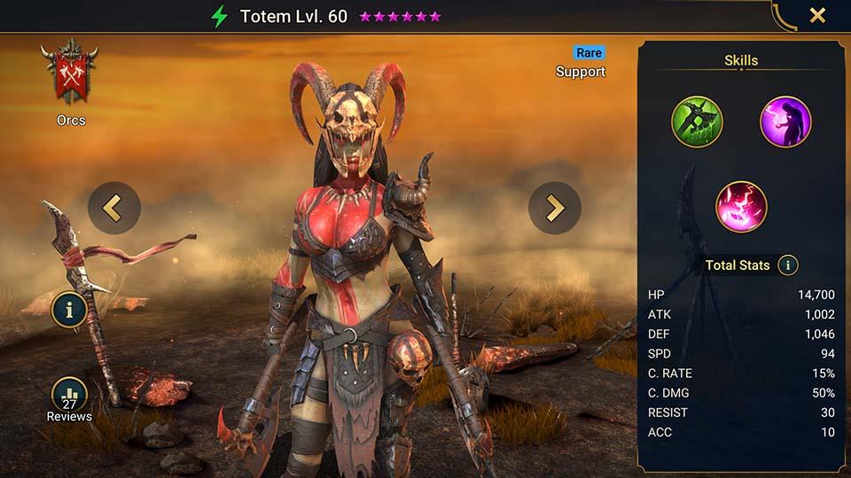 Totem Raid Shadow Legends