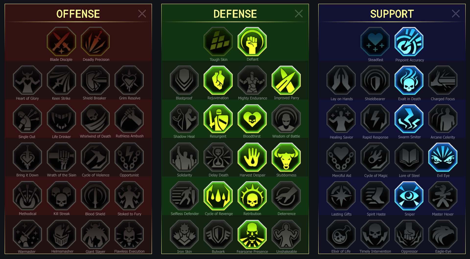 Zephyr Sniper Arena Campaign Faction Wars