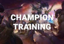 RAID Shadow Legends Champion Training Event