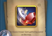 Rise of Kingdoms gem