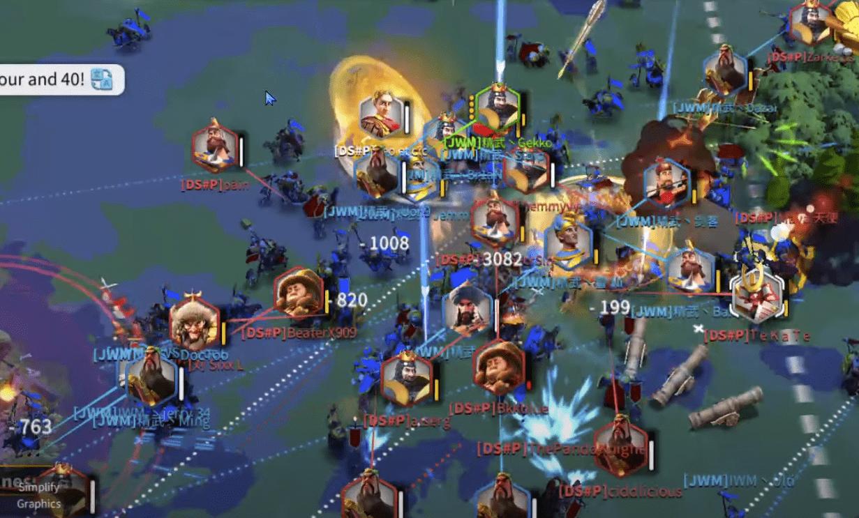 Rise of Kingdoms kvk