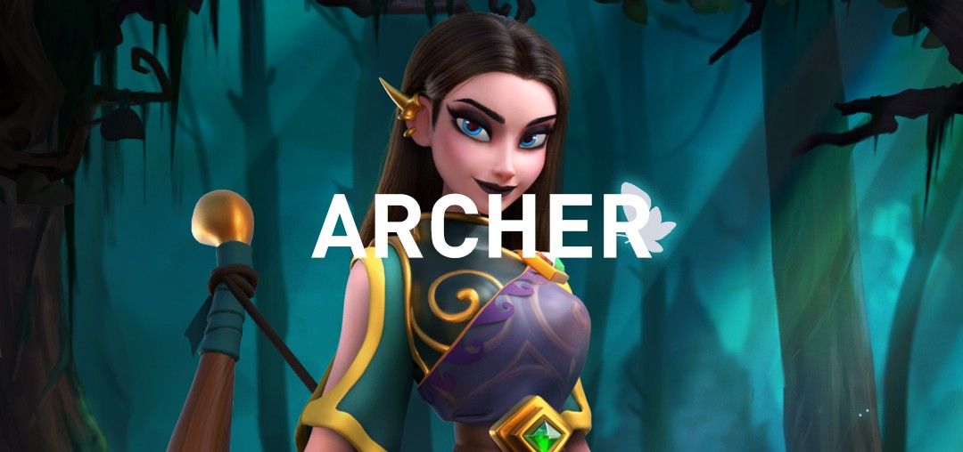 Rise of Kingdoms archer commanders