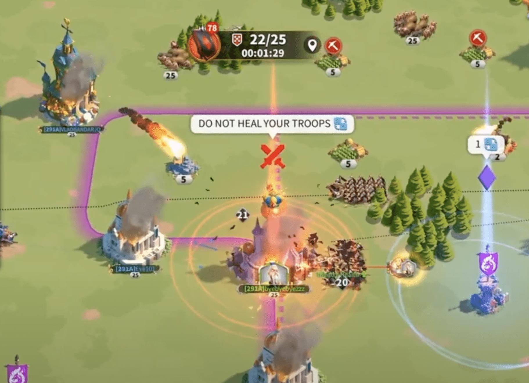 Shadow Legion Invasion Strategy