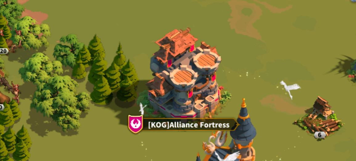 alliance fortress
