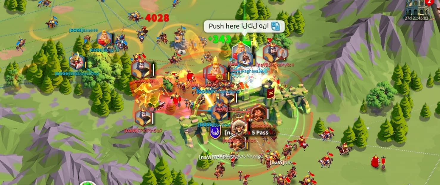 find a fun kingdom to play