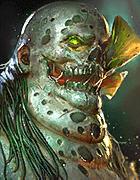 Drowned Bloatwraith